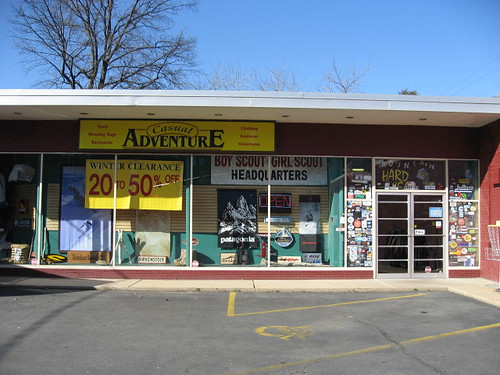 Casual Adventure Store