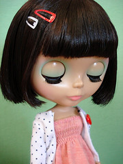 ebi (Super*Junk) Tags: dolls blythe ebony ebb pd2