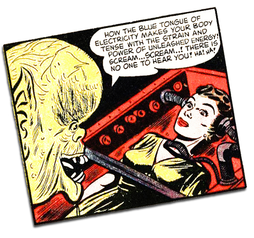 Witches Tales #12 - Harvey - July 1952