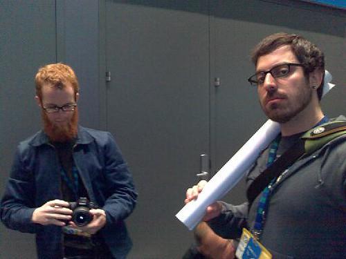 Rob and Jason
