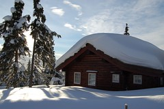 Norweigan Chalet (Monkey Images) Tags: winter house snow mountains beautiful norway wonderful landscape norge amazing pretty snowy norwegian logcabin narnia chalet snowfall wonderland picturesque chalets scandanavia hedmark enchanting georgeous ringsaker ljsheim ljoesheim ringsakermountains