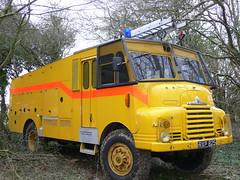 it's a beast (haveyouseenthisgirl) Tags: ireland green its yellow truck fire golden cool mine all fucking antique goddess engine fireengine northern vintaghe