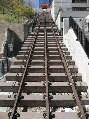 Angels Flight - Tracks