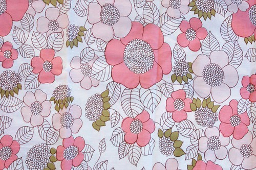 gorgeous gifted fabric from tutti fruiti
