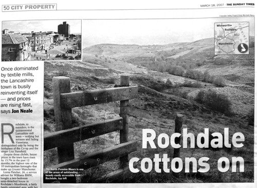 Rochdale Cottons On