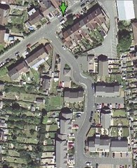 Satellite picture - 33 St John's road