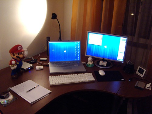 Mac Setup (before Elevator)