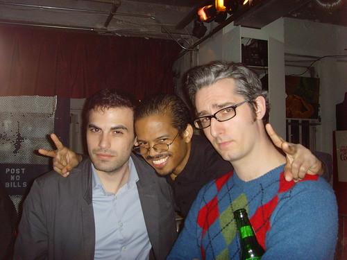 Rudy, Bill, Bre