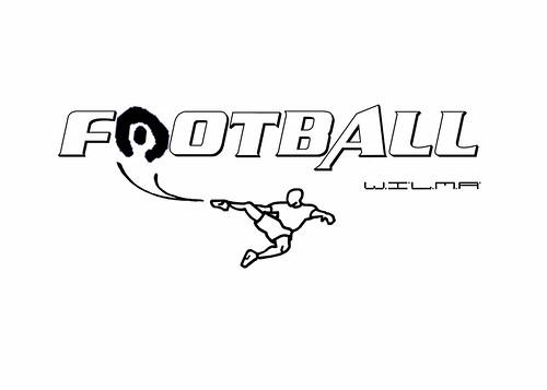 ball logo design football uniform wilma play fussball kick soccer spielen trikot