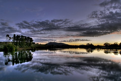Lake of Dreams (OzBandit) Tags: lake color reflection horizontal sunrise colours australia canberra folio krystof topfav ozbandit impressedbeauty superbmasterpiece topfavozbandit20h topfavozbandit20 top20canberra folioselect
