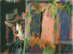 The Painter's Cat