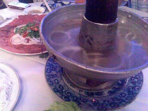 Vietnamese shabu shabu