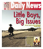 Daily News Cover March 27, 2007