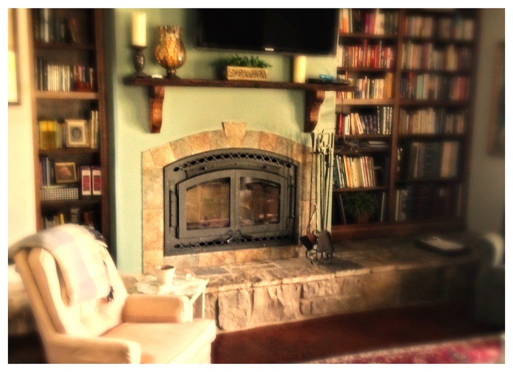 BIS Tradition, Wood Burning Fireplace. Dalton, Ga.