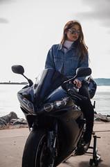DSC_9209 (Steven Lenoir) Tags: yamaha yamahar1 r1 yammie sportbike sportsbike streetbike teamyamaha moto motorcycle harborisland sandiego sd model downtownsandiego bay