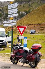 COL DE SOUDET (DOCESMAN) Tags: moto bike honda deauville nt700v pirineos pyrenees motor motorcycle motorrad motorcykel moottoripyörä motorkerékpár motocykel mototsikl ntv700 docesman danidoces