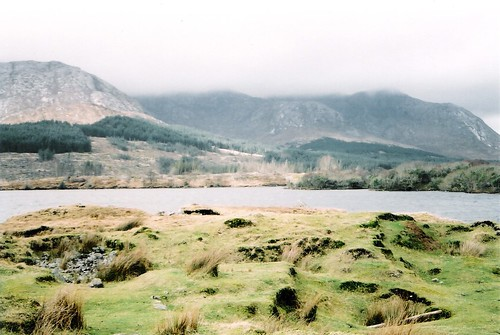 connemara, shrouded
