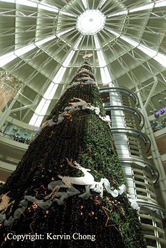 KLCC-Christmas