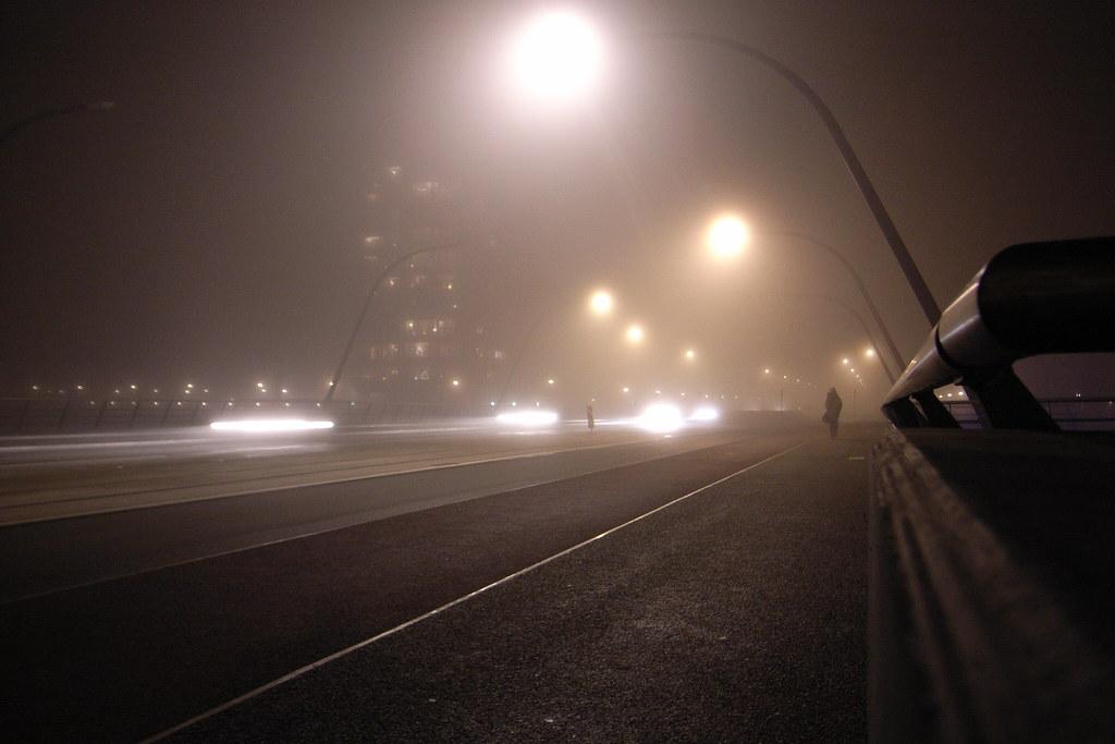Laan van Wateringseveld by night