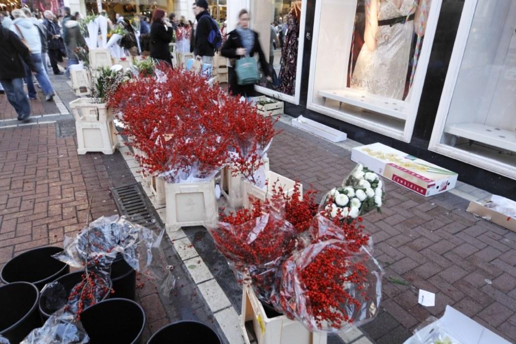 Red Berries On Sale