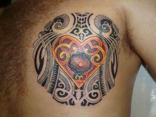 Celtic Tattoo Lettering Design