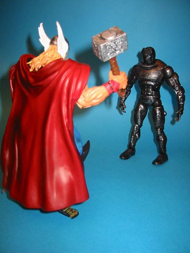 Thor vs. Destroyer