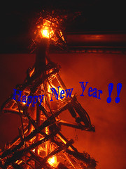Happy New Year! by Powi ** Happy New Year to all Flickr buddies **