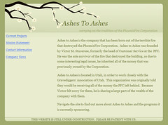 Ashes to Ashes, Inc.