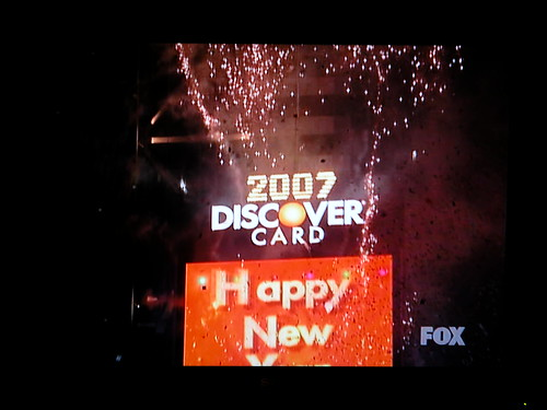 Welcome 2007!