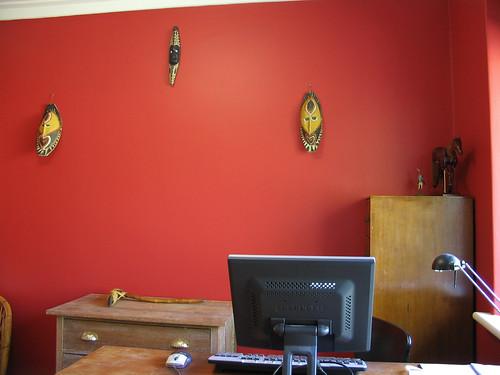 study wall 1