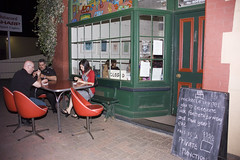 Adelaide trip December 2006 The Tin Cat Cafe Rundle Road  011 (Schilling 2) Tags: street adelaide rundle johnschilling
