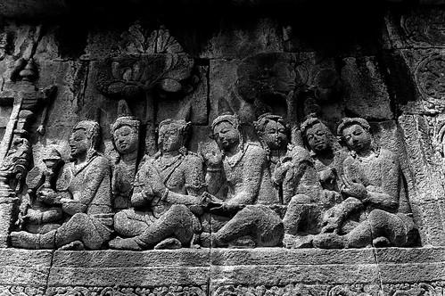 Borobudor: Details