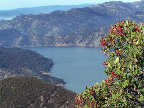 20070102 Lake Berryessa