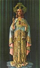 Imagen del Sagrado Corazón de Jesús