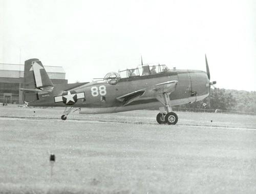 Warbird picture - Grumman TBF