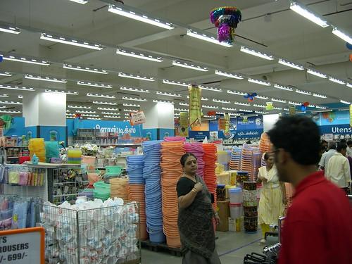 Big Bazaar,Chennai