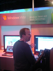 Microsoft Booth