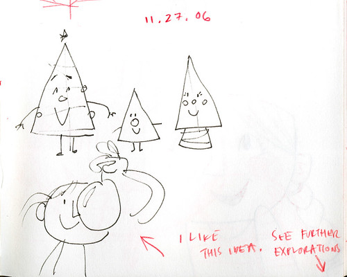 Sketches: Adventure in Carols 1