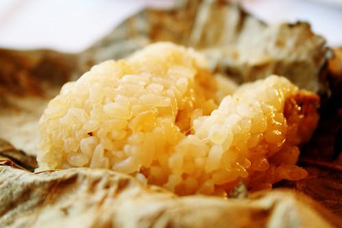 sticky rice, mmm