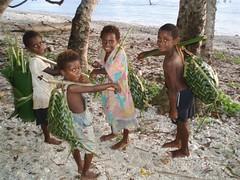 Ni-Vanuatu children - Lawa - Malekula - Vanuatu
