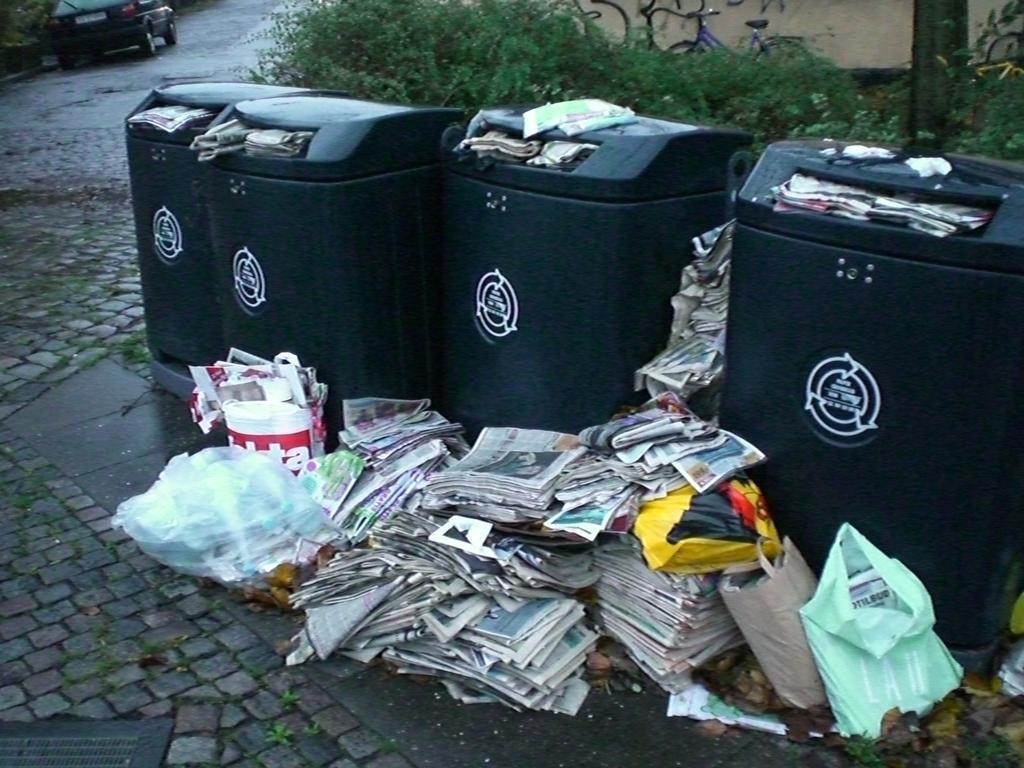 бесплатные газеты в Дании