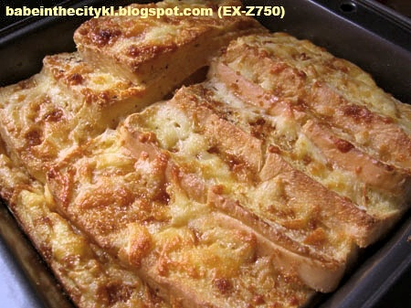 baked french toast - after