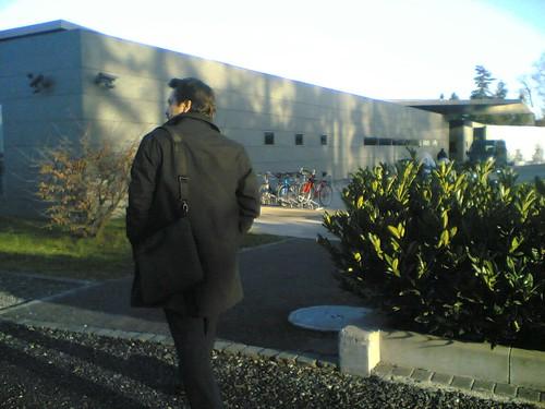 WEF Headquarter Geneva