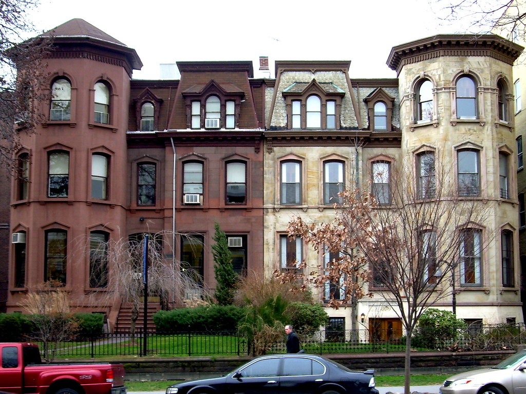 building, clinton hill