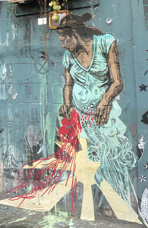 Swoon - Lower East Side