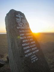 Fort Peck Monument (John M. Dollan) Tags: montana bowdoin fortpeck dollan