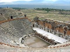 Hierapolis Amphitheatre