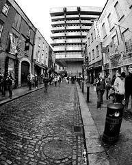 Temple Bar Dublin (C) 2007