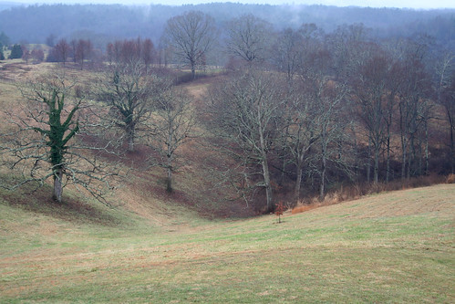 wavy slope