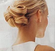 hair chignon